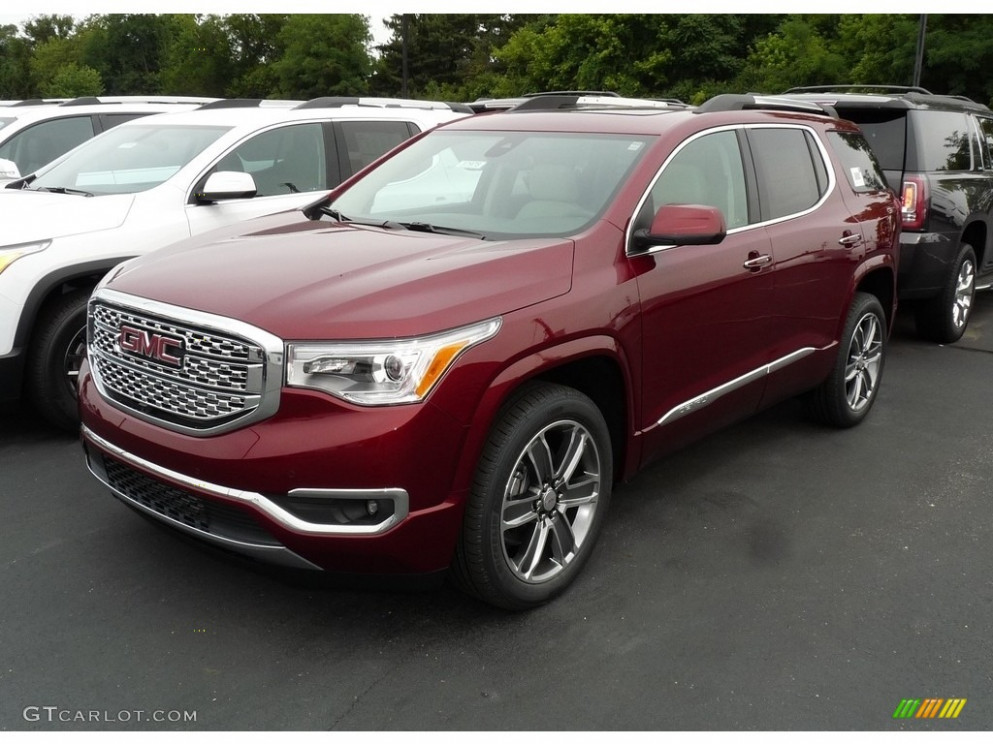 Pricing 2022 Gmc Acadia Changes