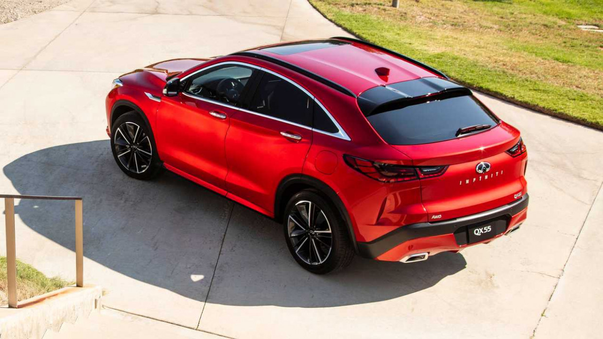 Release Date and Concept 2022 Infiniti QX70