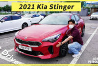 Spy Shoot 2022 Kia Gt Coupe