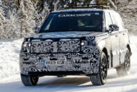 spy shoot 2022 land rover discovery sport