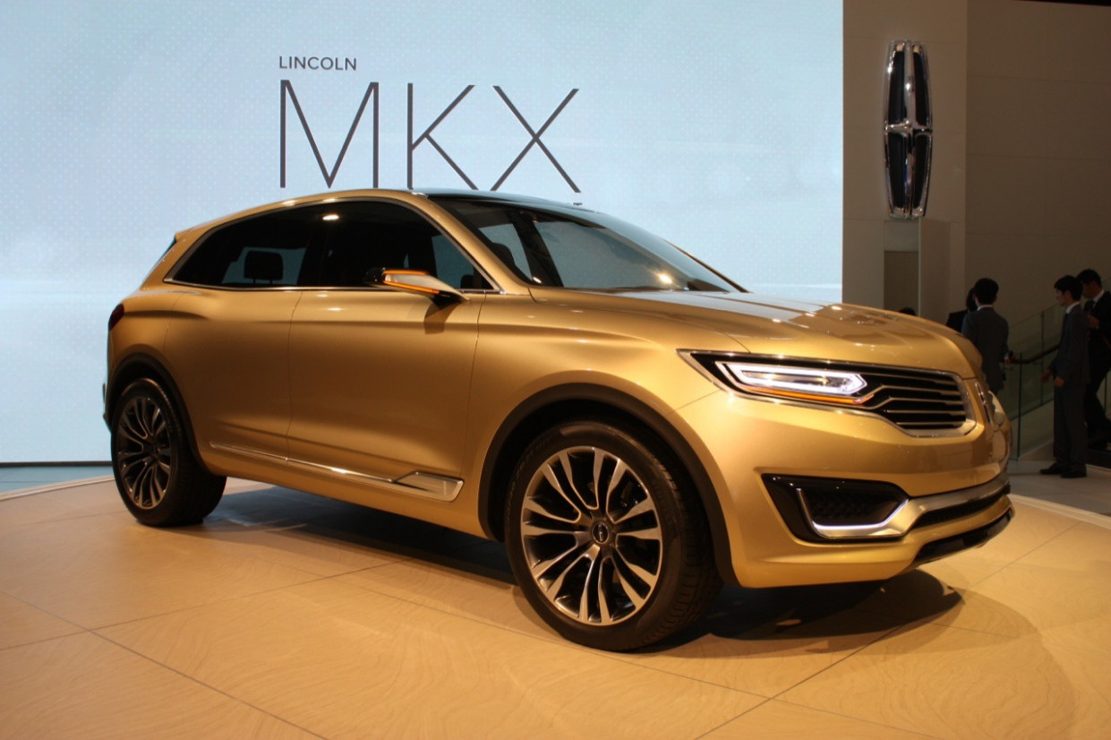 Prices 2022 Lincoln Mkx At Beijing Motor Show