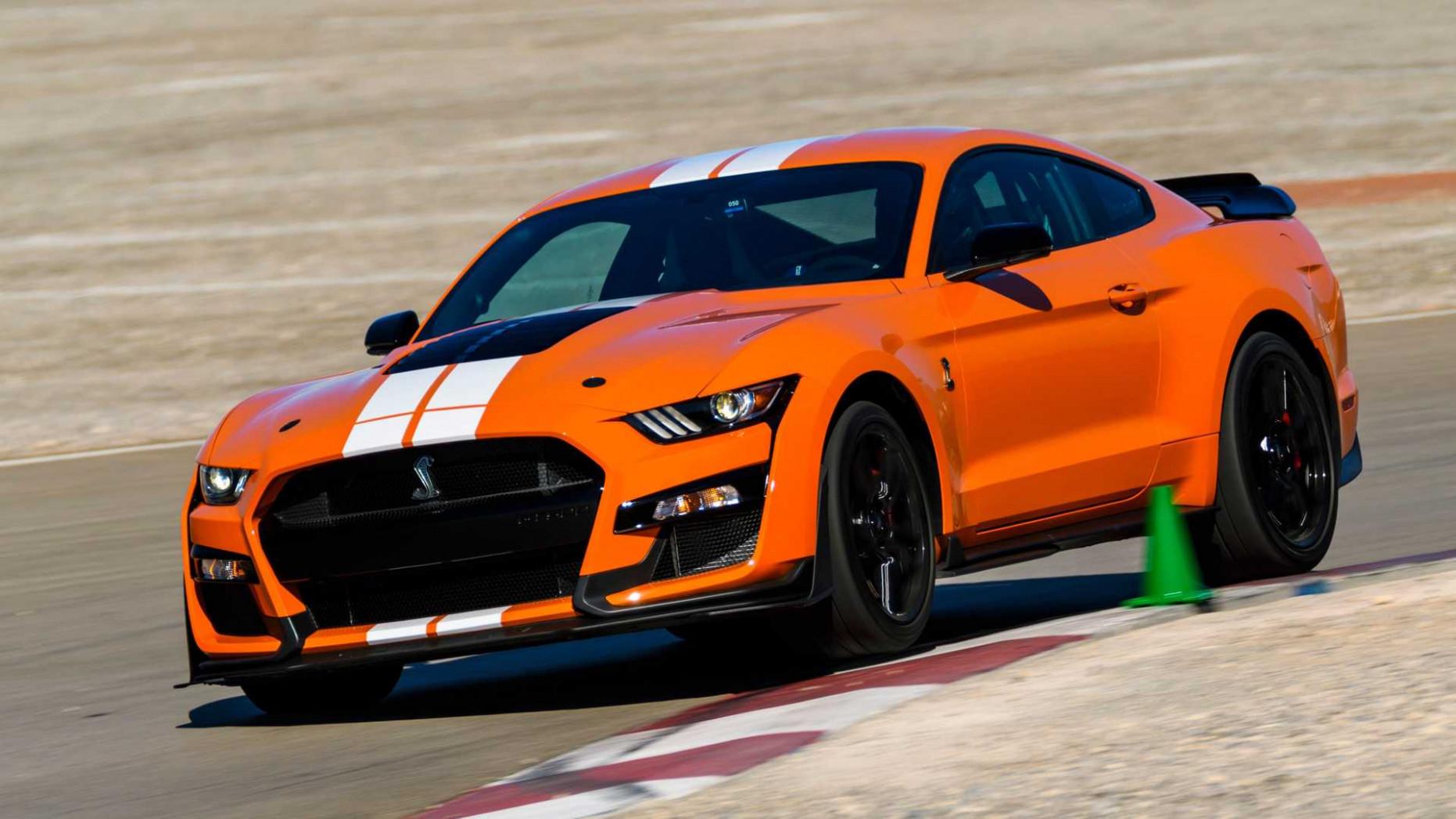 Wallpaper 2022 Mustang Gt500