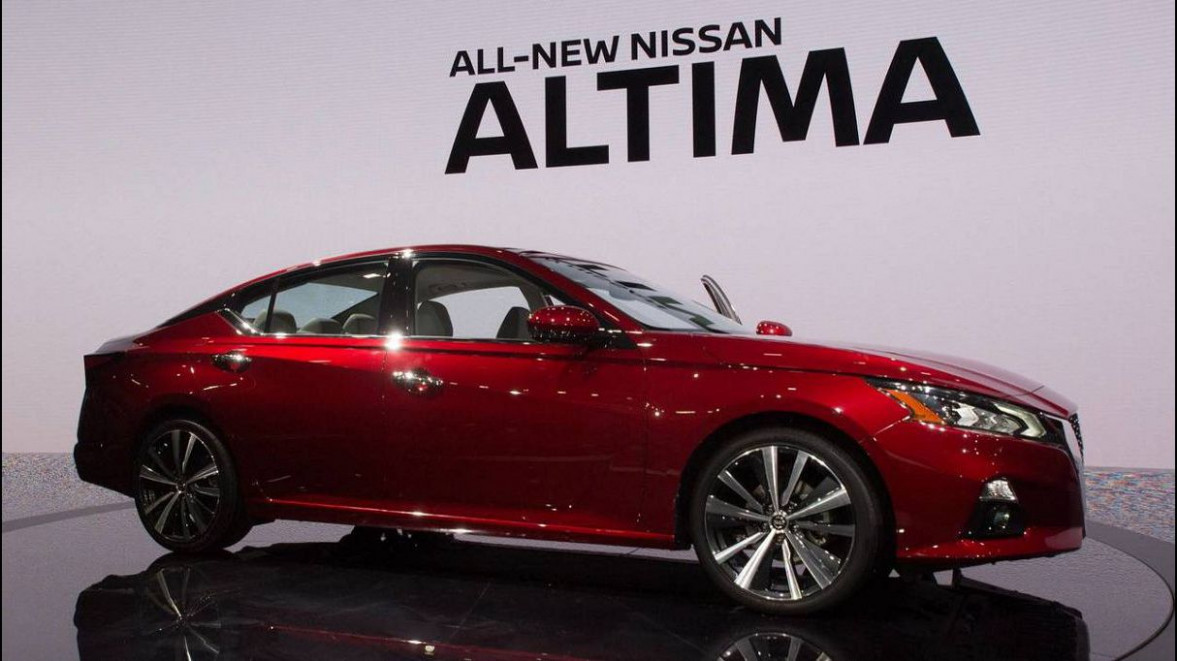 Pictures 2022 Nissan Altima