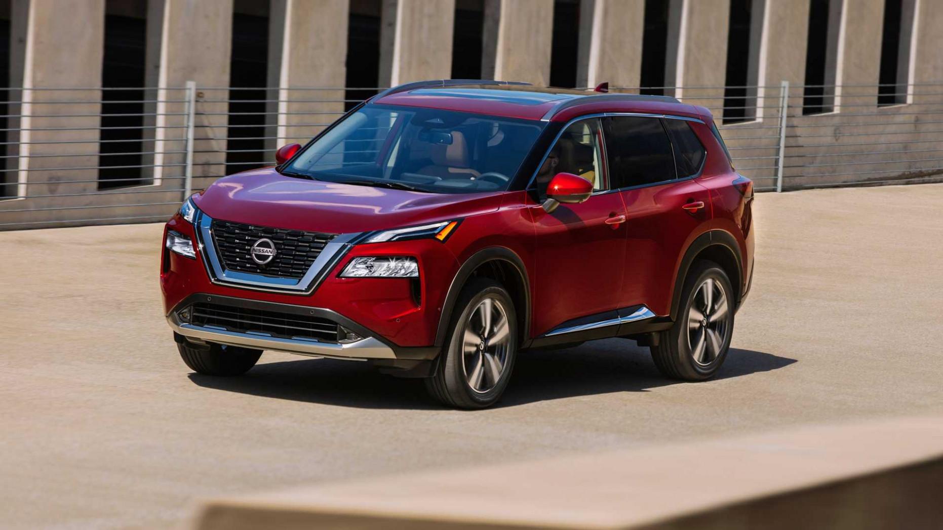 Spesification 2022 Nissan Rogue Hybrid