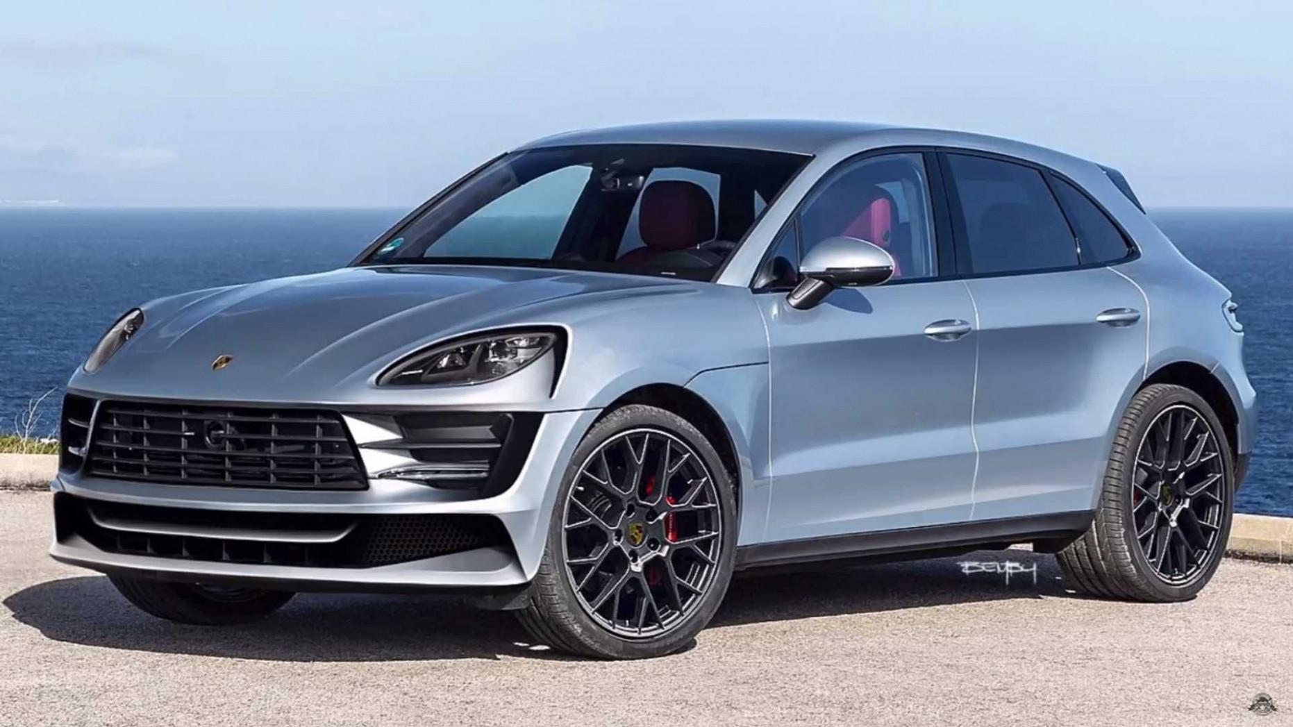 Speed Test 2022 Porsche Macan