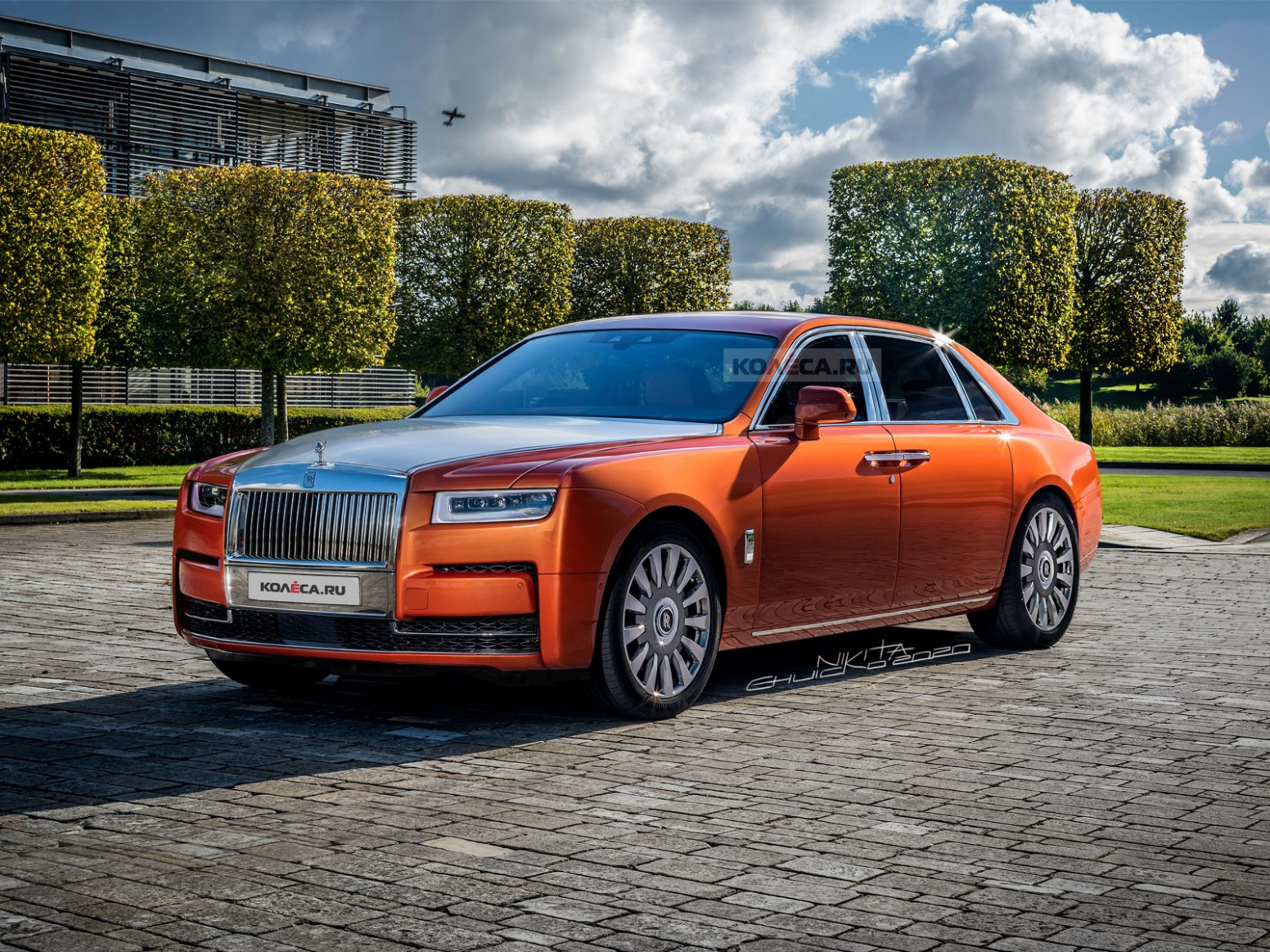 Photos 2022 Rolls Royce Phantoms