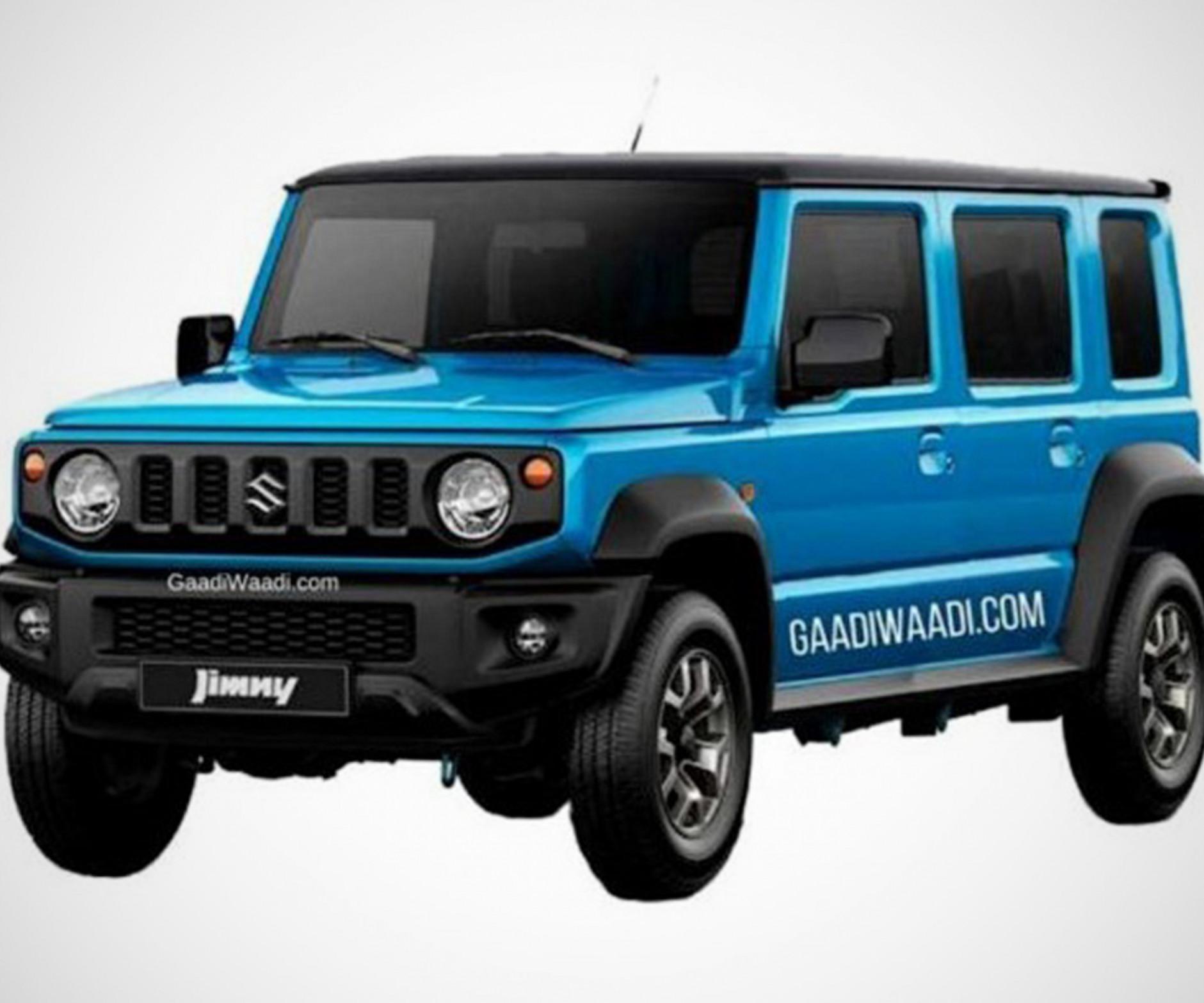 Release Date 2022 Suzuki Jimny