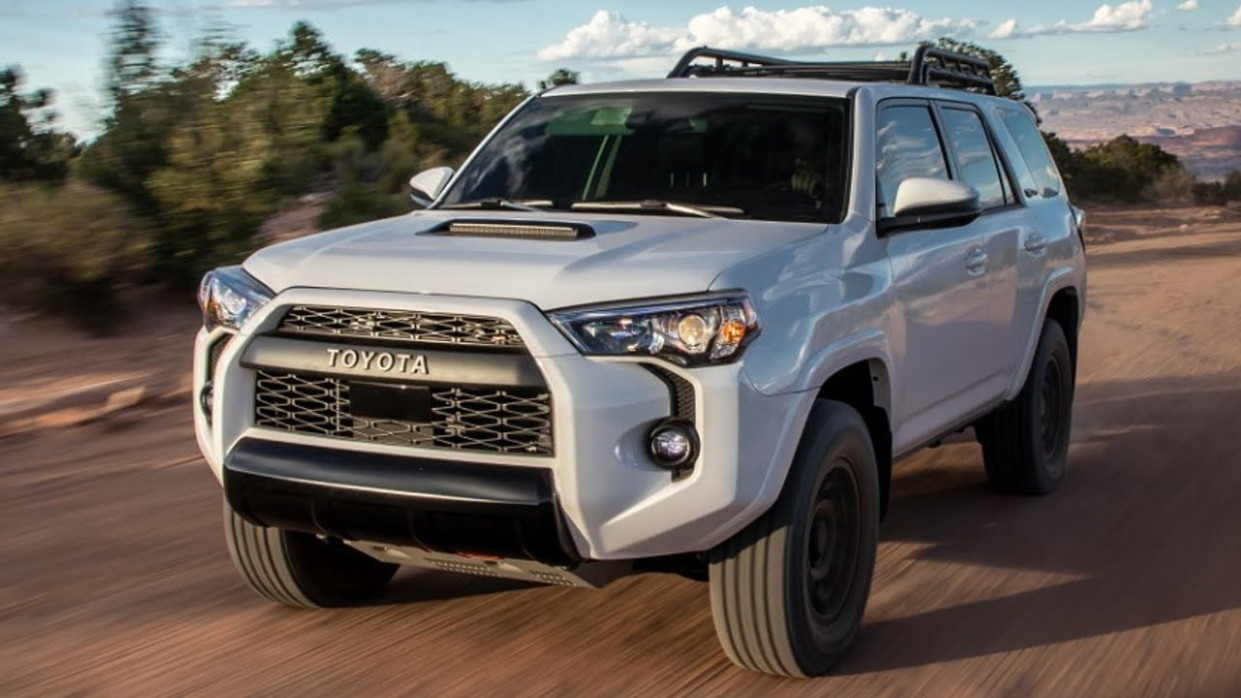 Redesign and Concept 2022 Toyota 4Runner