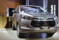 Redesign 2022 Toyota Innova