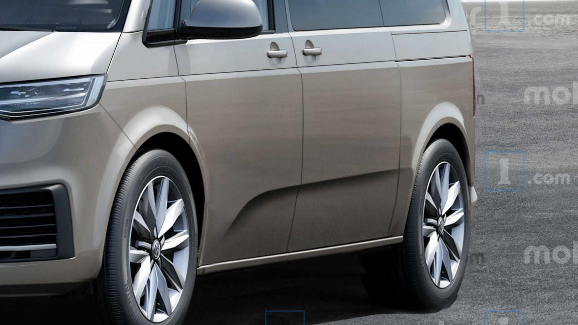 Review 2022 Volkswagen Transporter