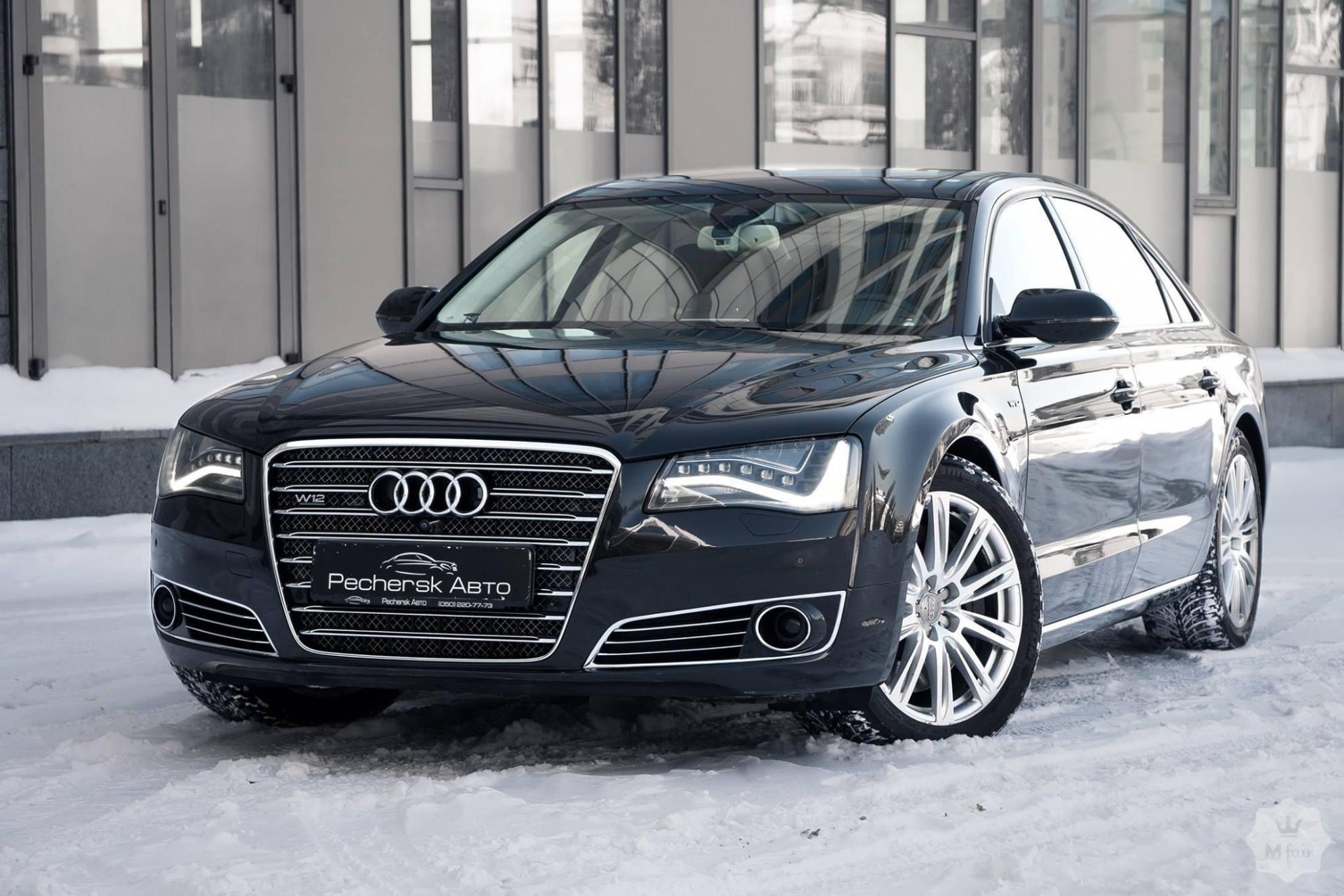 Spesification Audi A8