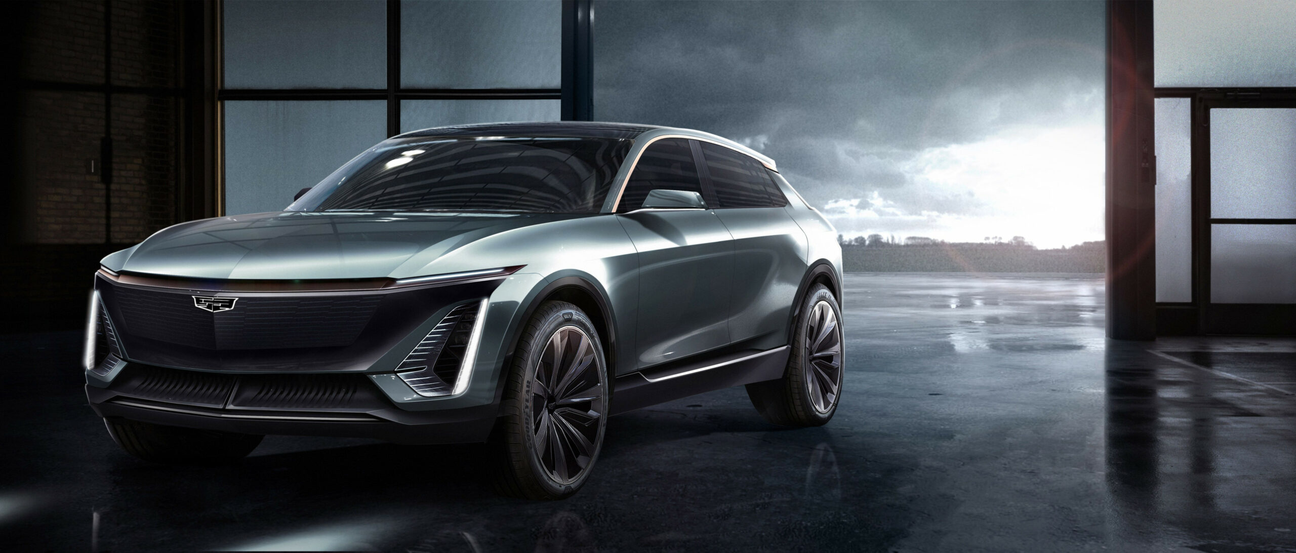 Images Cadillac Midsize Suv 2022