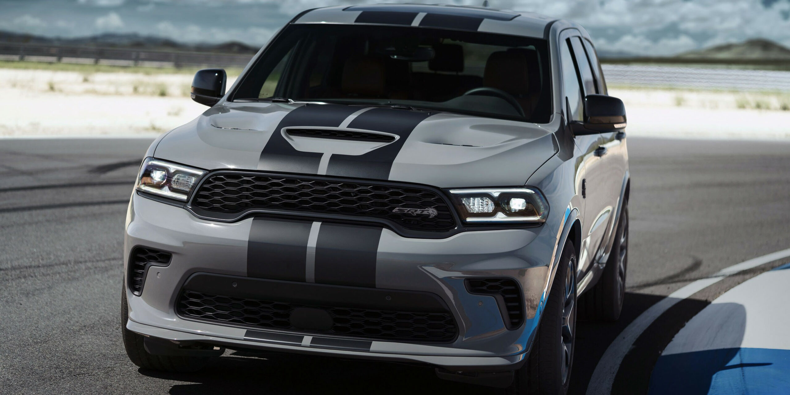 Exterior Dodge Supercharger 2022