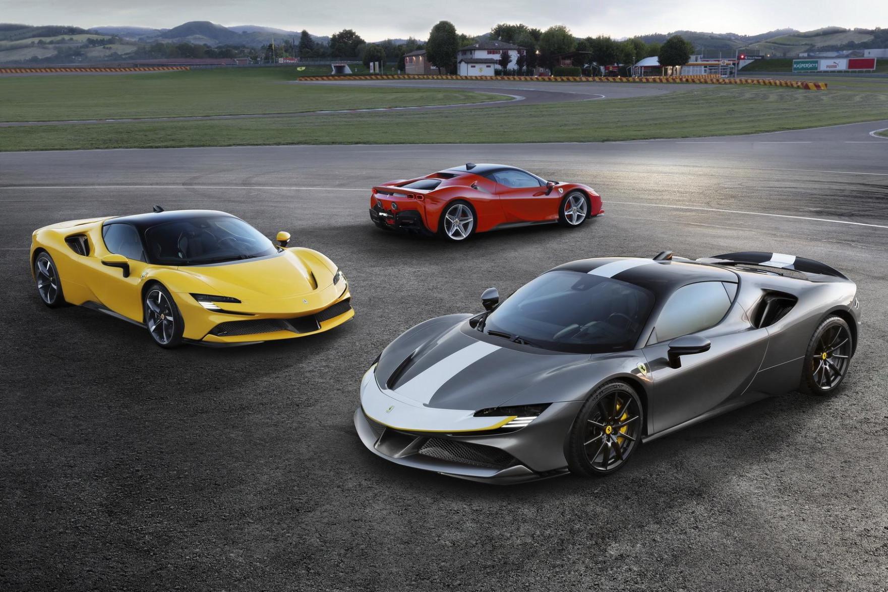 Style Ferrari 2022 F8 Tributo