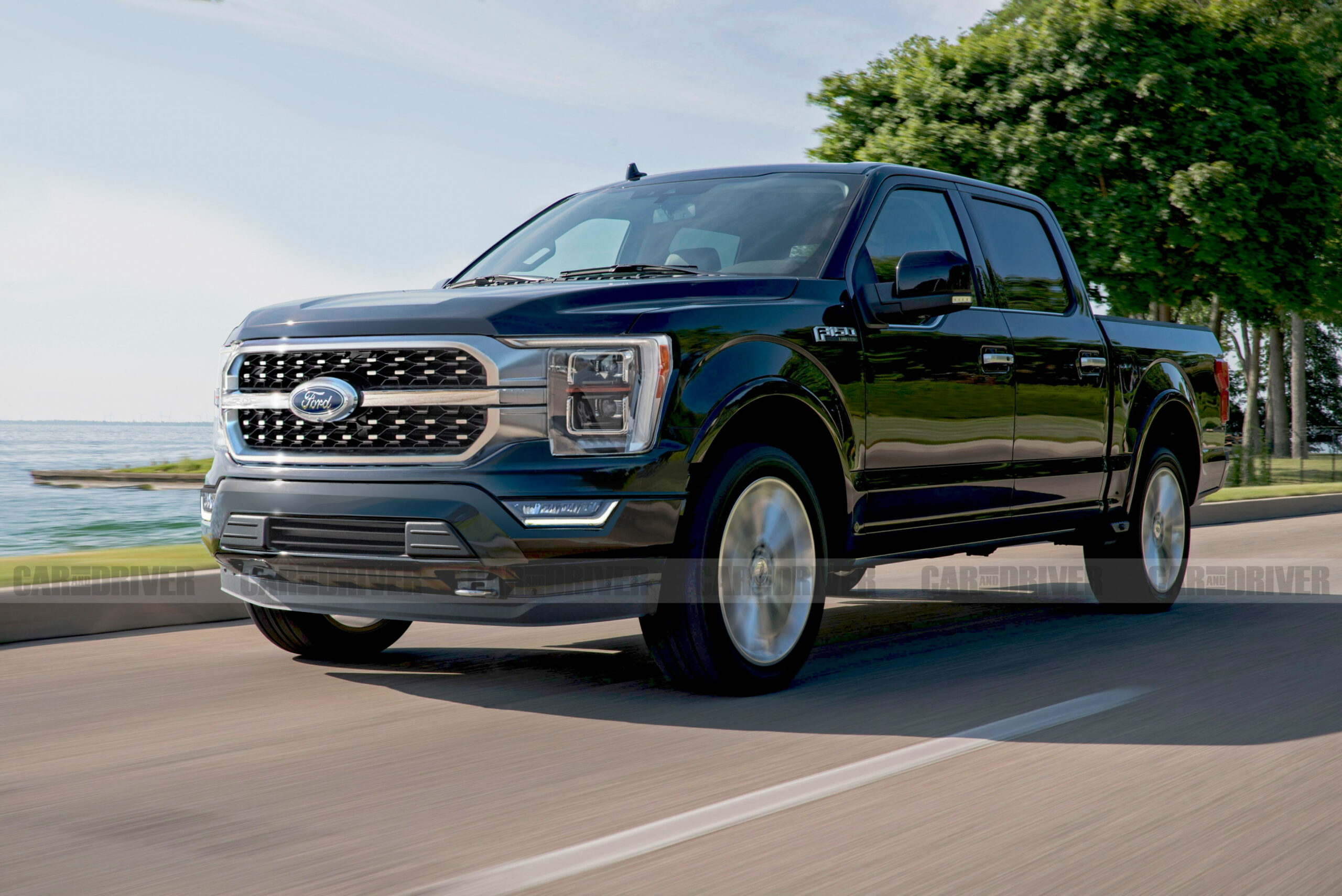Engine Ford Pickup 2022