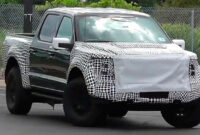 spy shoot ford raptor 2022