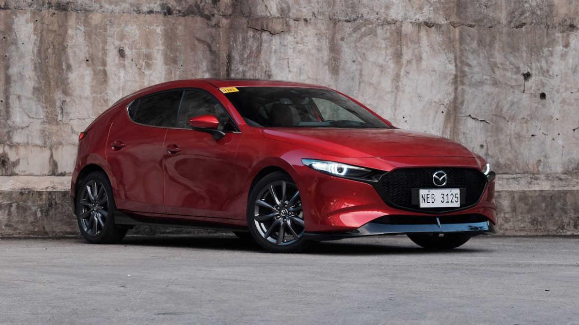 History Mazda 3 2022 Philippines