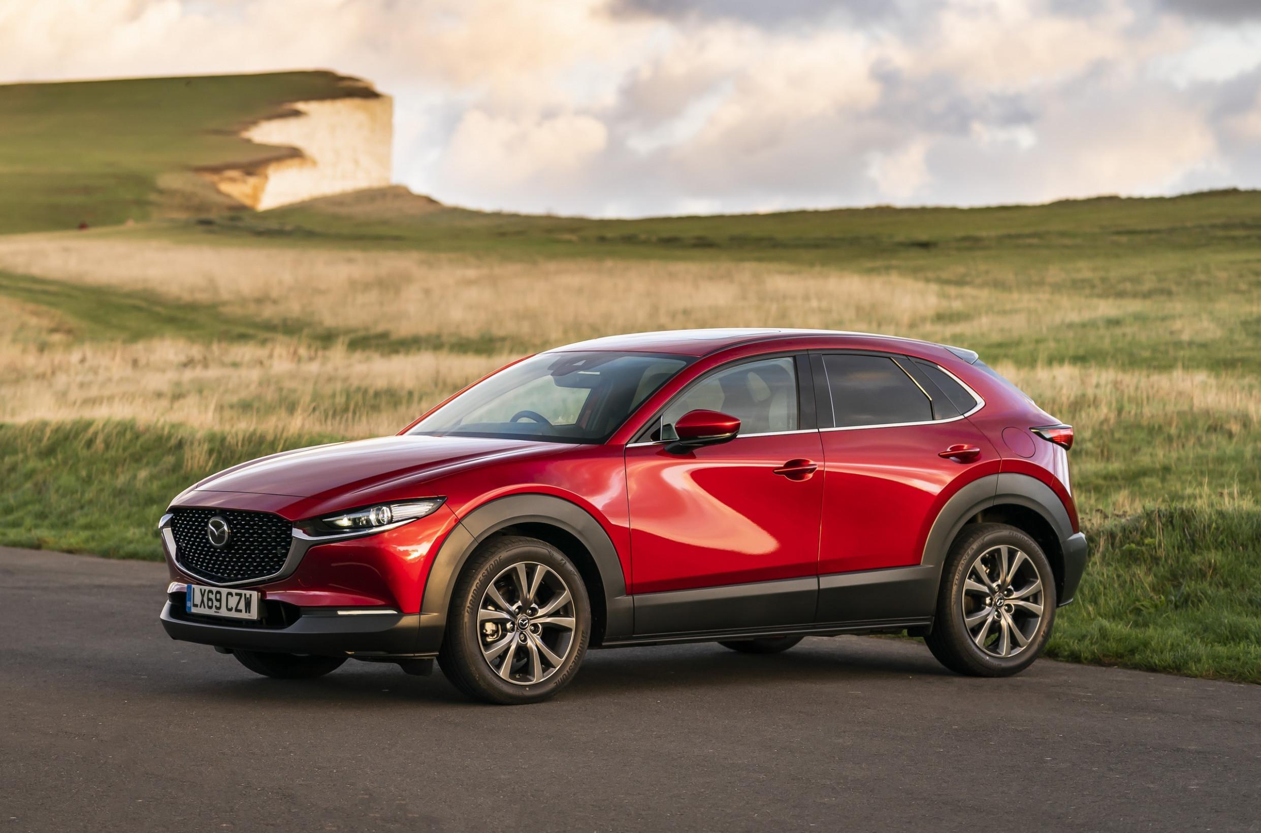 Engine Mazda Cx 3 Hybrid 2022