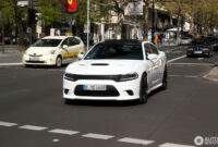 spy shoot new 2022 dodge charger spotted