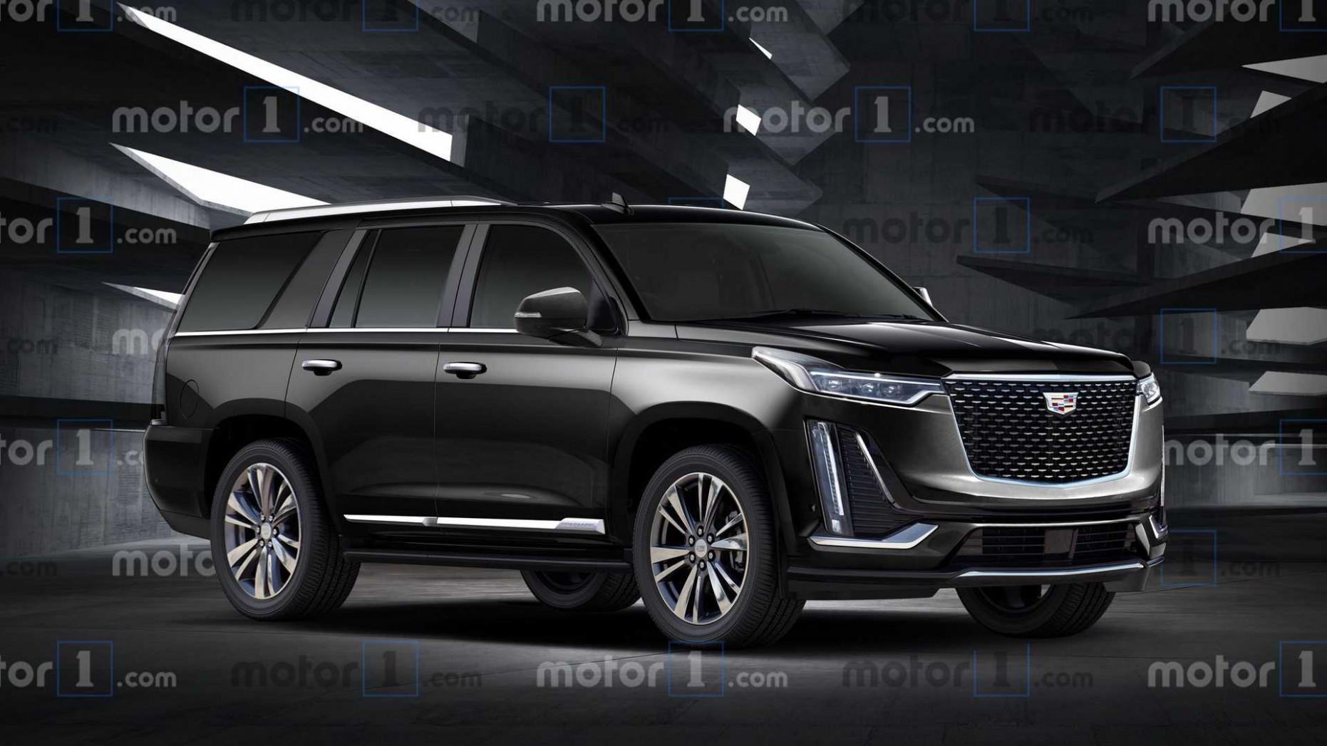 Engine Next Generation 2022 Cadillac Escalade
