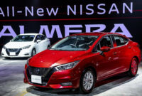 Spy Shoot Nissan Almera 2022