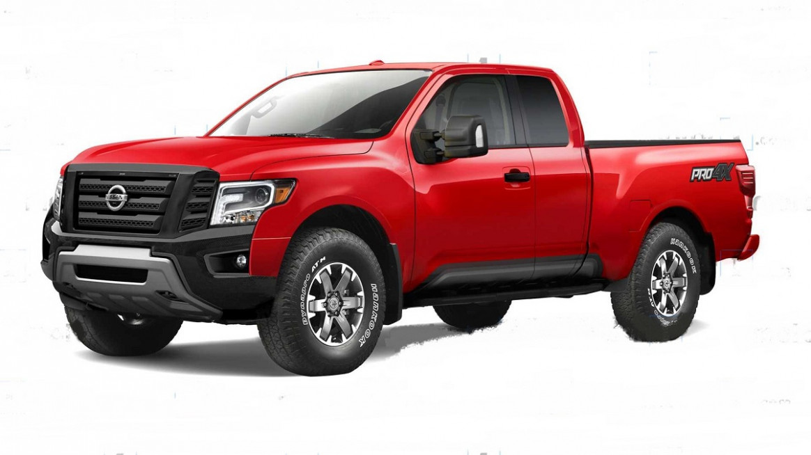 Picture Nissan Frontier 2022 Release Date
