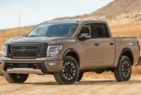 Spy Shoot Nissan Titan 2022