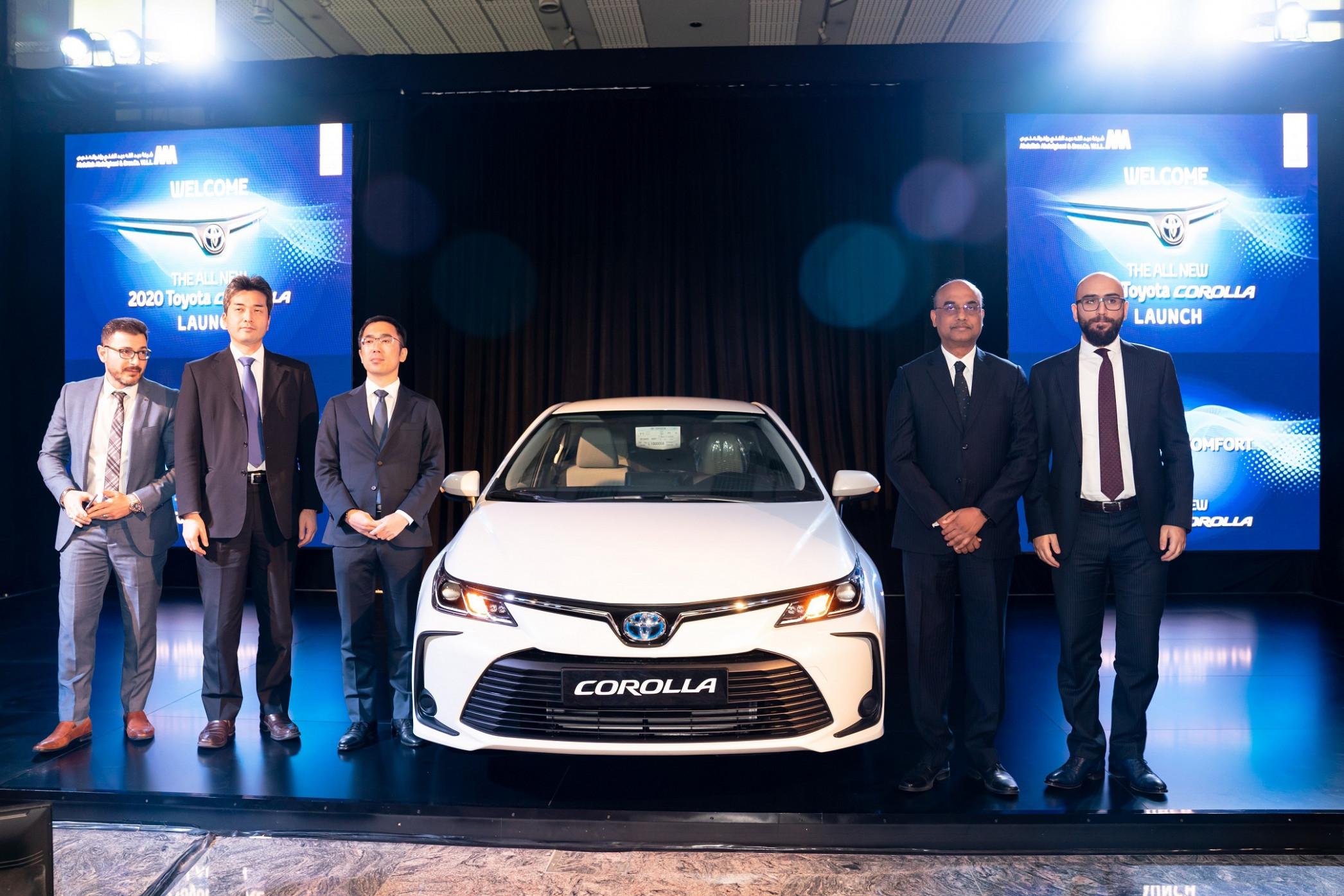 Performance Toyota Corolla 2022 Qatar