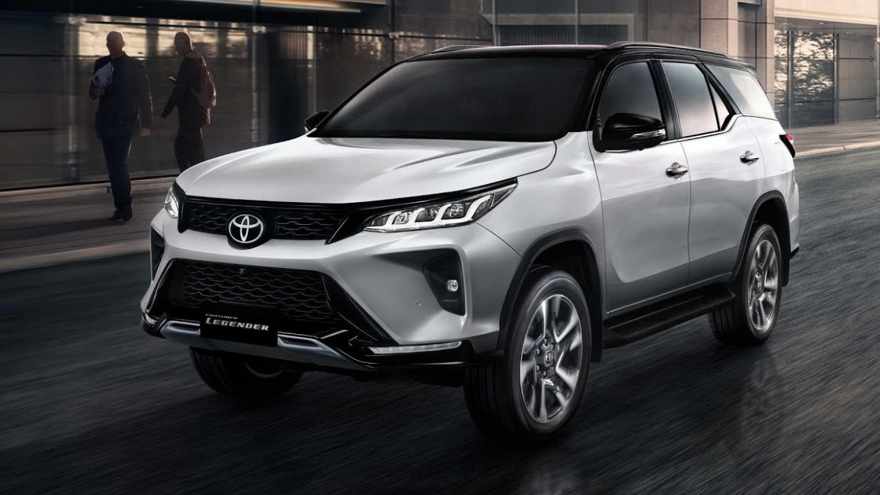 Performance Toyota Fortuner 2022 Model