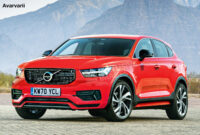 spy shoot volvo electric cars by 2022