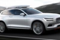 Research New Volvo New V40 2022
