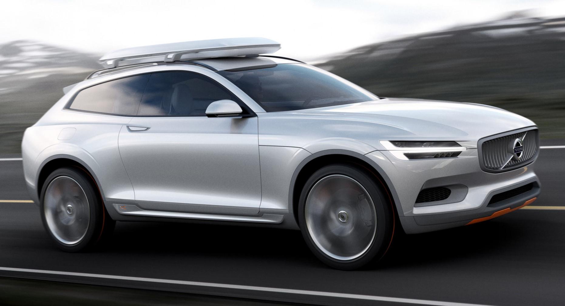 Spesification Volvo New V40 2022