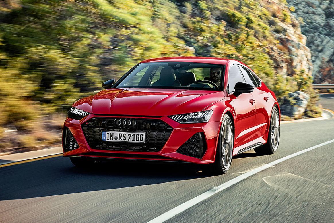 Configurations 2022 Audi A5