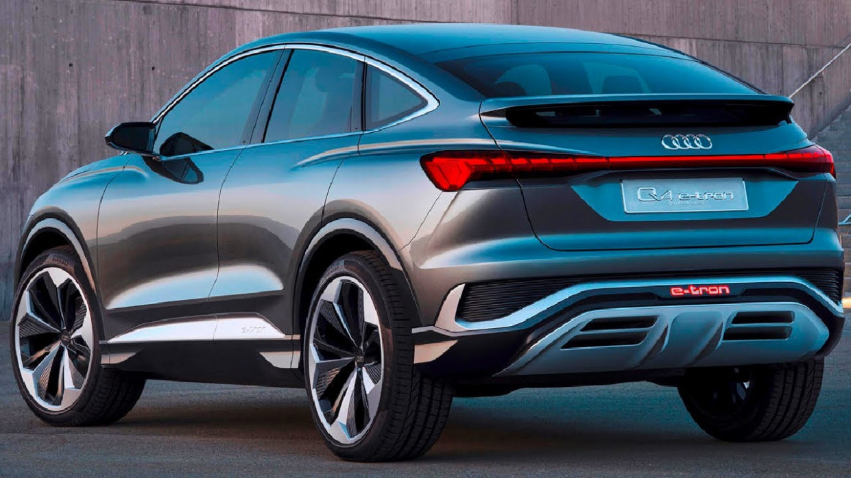 Price, Design and Review 2022 Audi Q4s