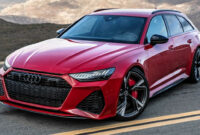 style 2022 audi rs6 wagon