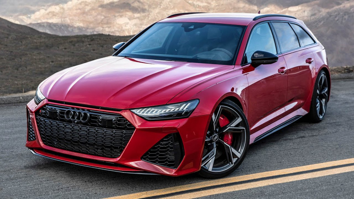 Price, Design and Review 2022 Audi Rs6 Wagon