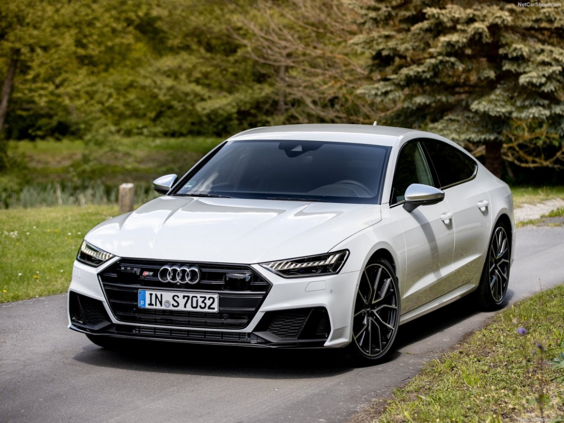 Pricing 2022 Audi S7