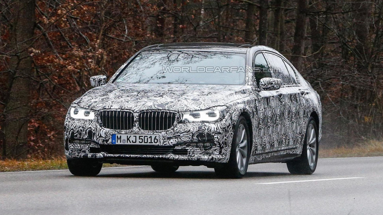 Speed Test 2022 BMW 7 Series Perfection New
