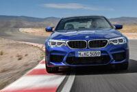 History 2022 BMW M5 Xdrive Awd