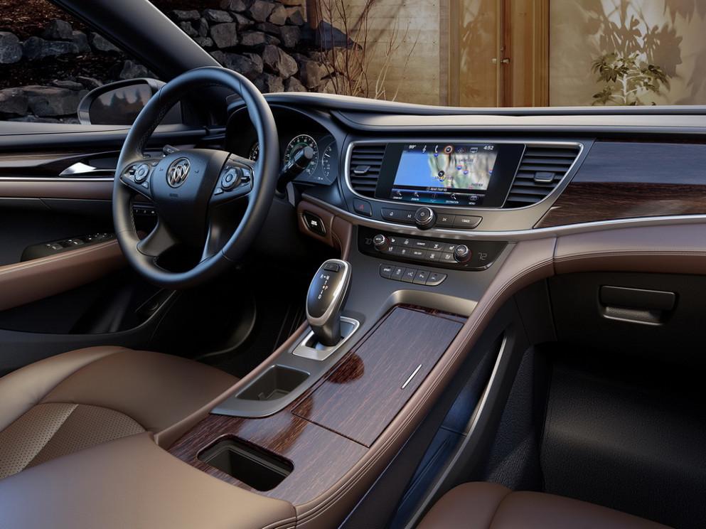 Performance and New Engine 2022 Buick Lacrosse Premium