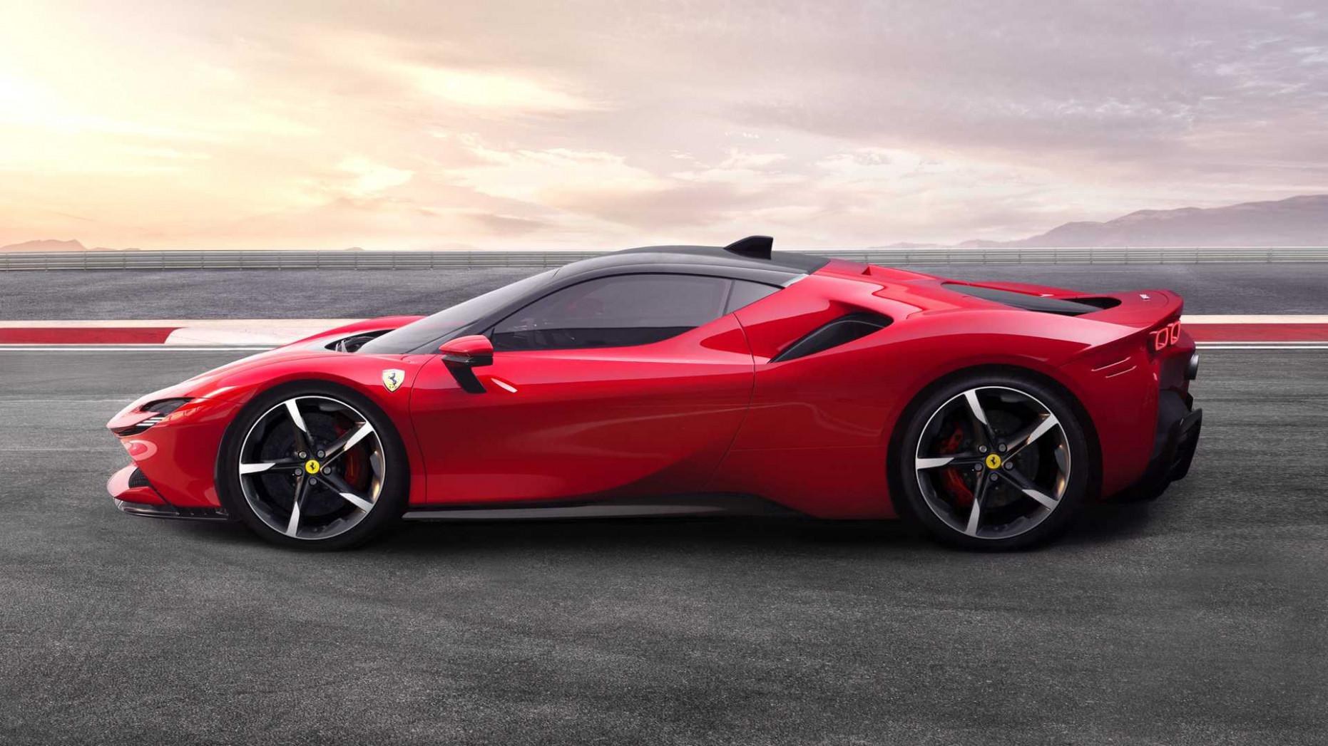 Configurations 2022 Ferrari 458