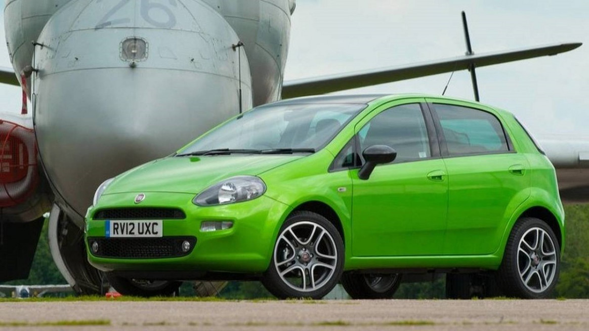 New Model and Performance 2022 Fiat Punto