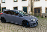 style 2022 ford focus rs st