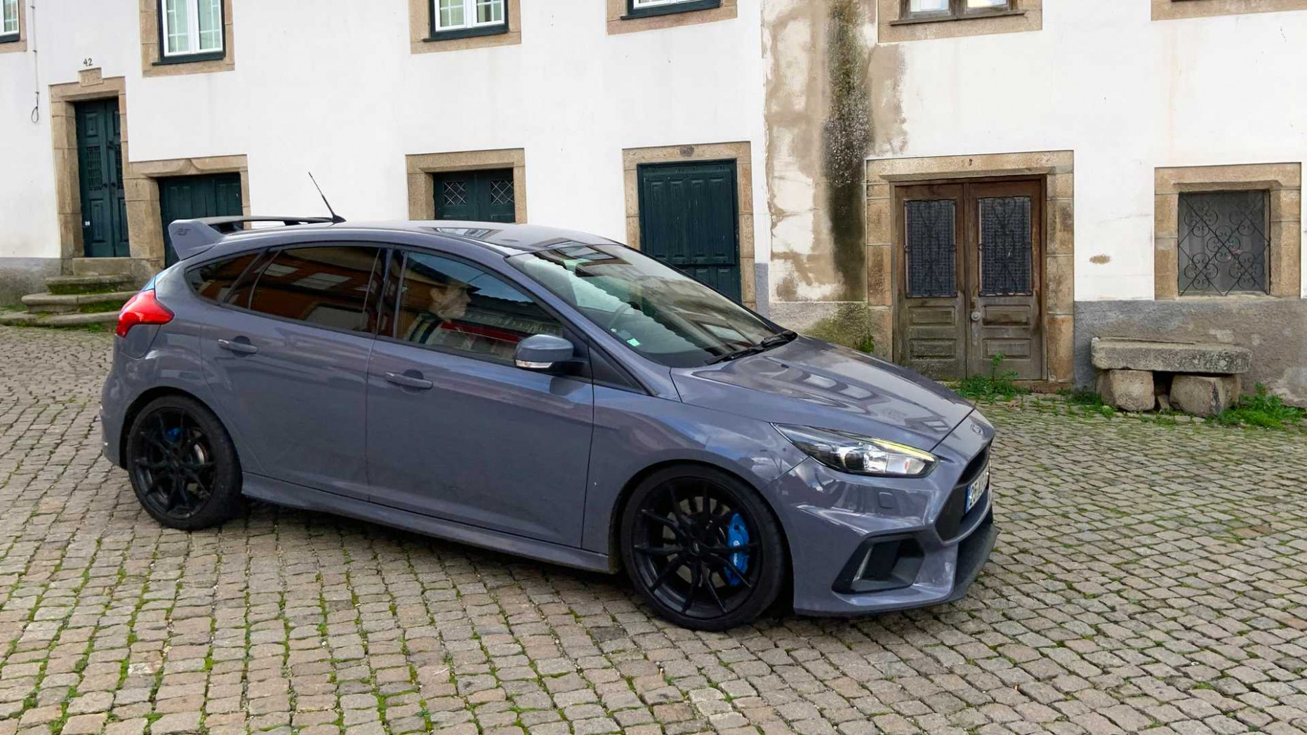 Exterior 2022 Ford Focus Rs St