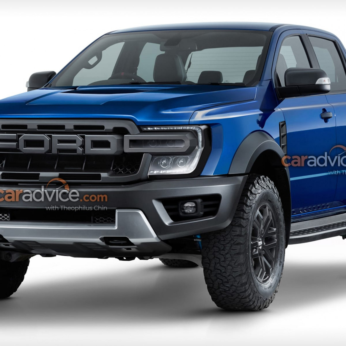 Exterior and Interior 2022 Ford Ranger