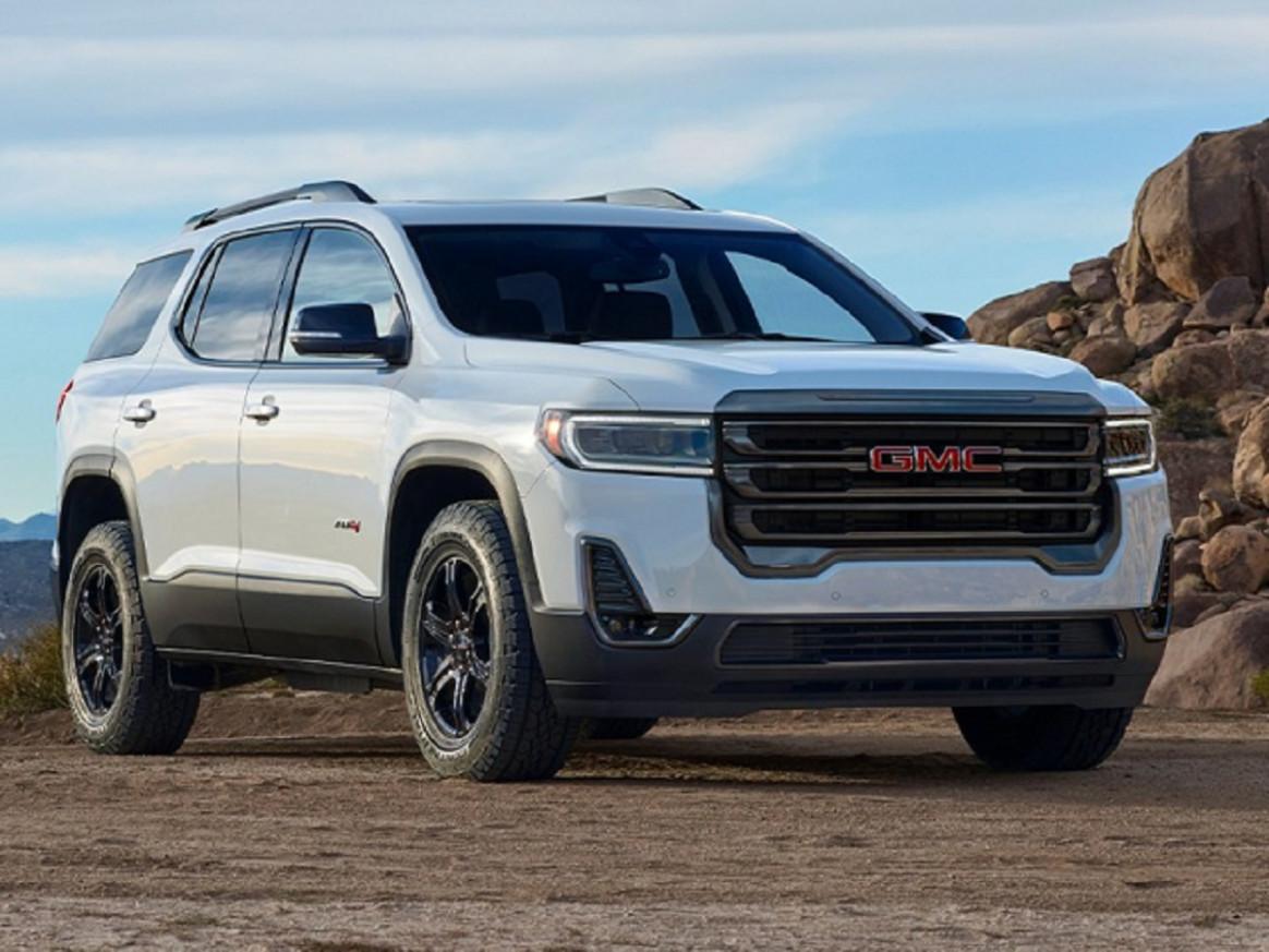 price 2022 gmc acadia changes | new cars design