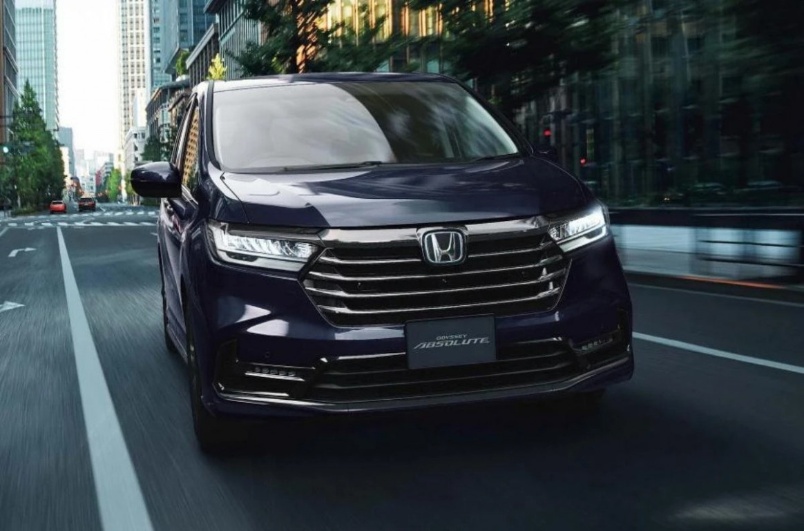 Price and Release date 2022 Honda Odyssey