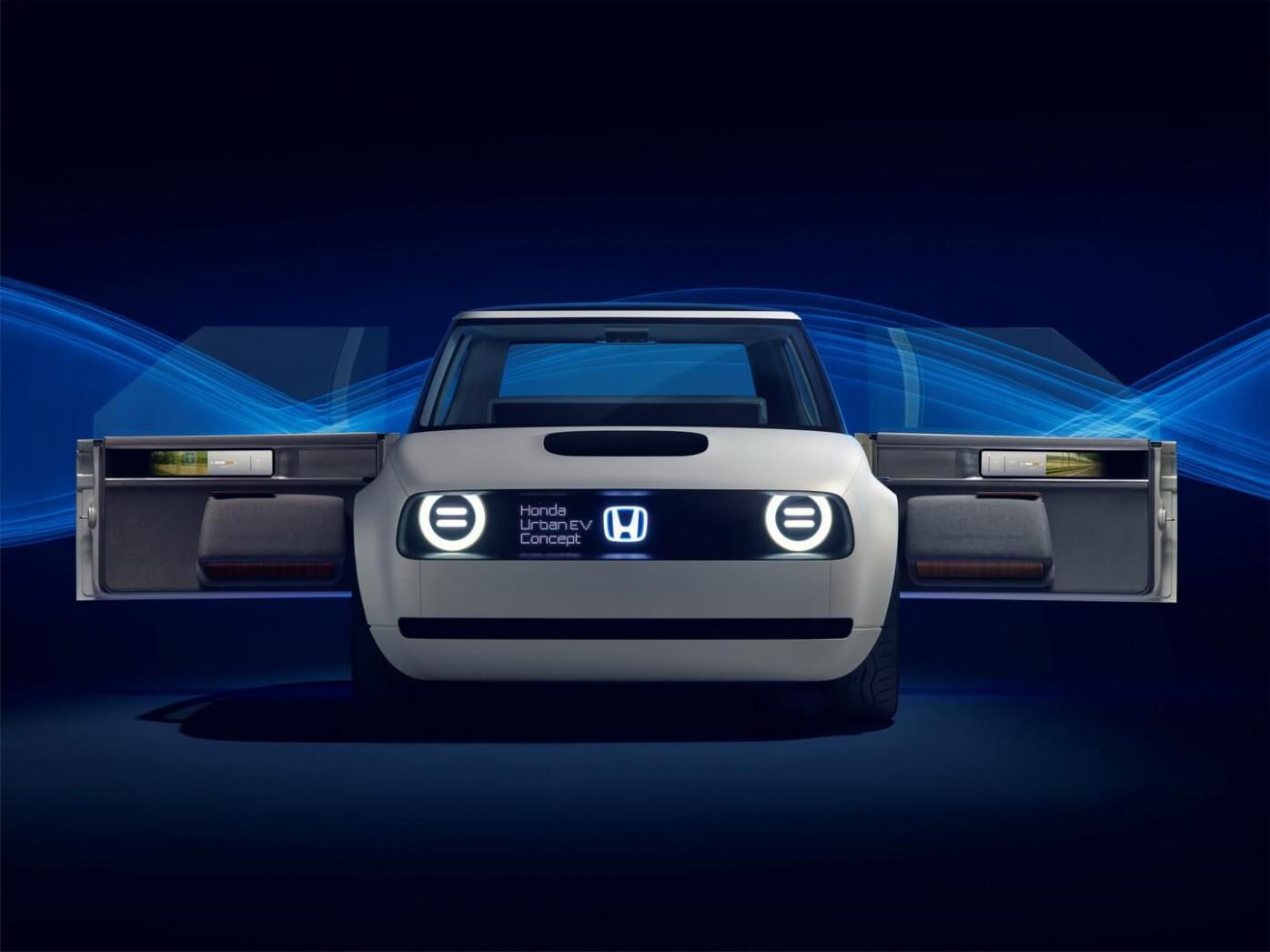 Overview 2022 Honda Urban