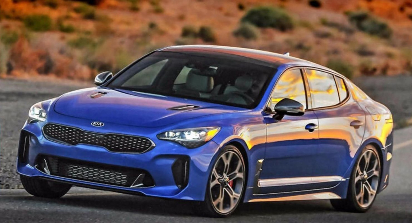 Price, Design and Review 2022 Kia Gt Coupe