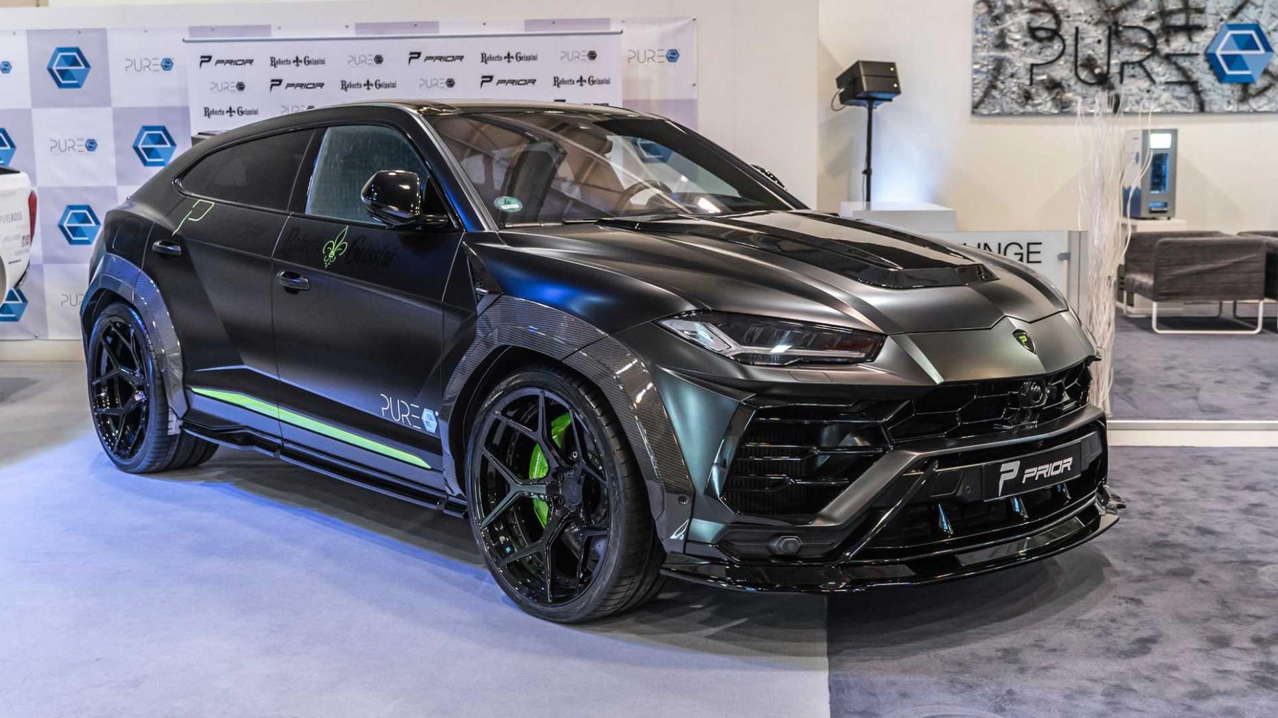 Speed Test 2022 Lamborghini Urus